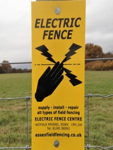 electric fence installerr
