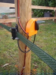 electric fence switch