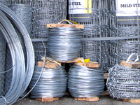 BUYING FENCING MATERIALS