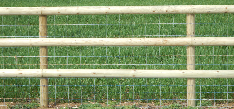 stock net dog fence