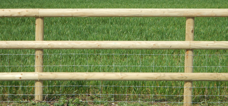 Post And Rail Fencingessex Field Fencing