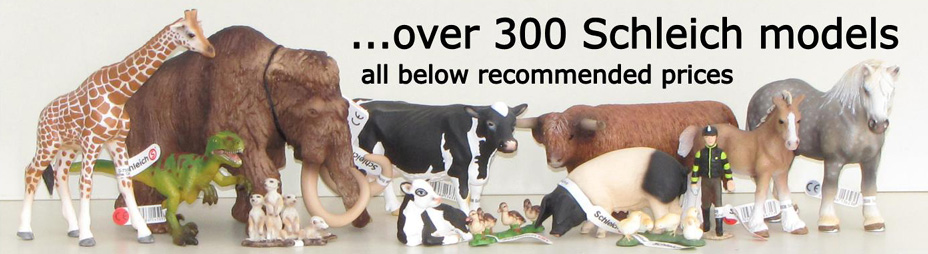 Schleich Selection