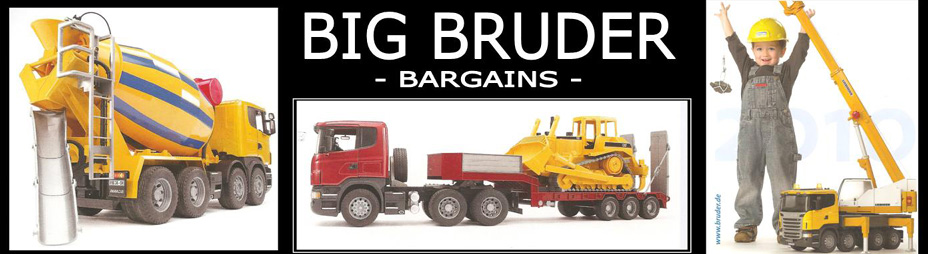 Bruder Bargains Farmtoys4kids