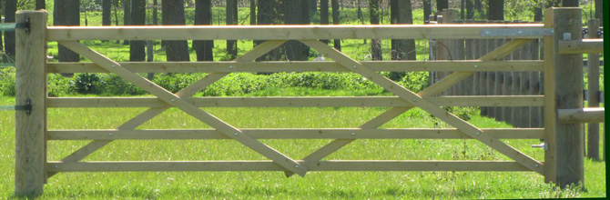 field-gates-post