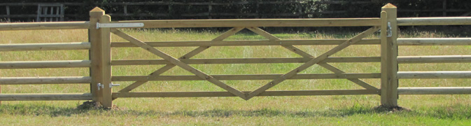 field-gates-wooden